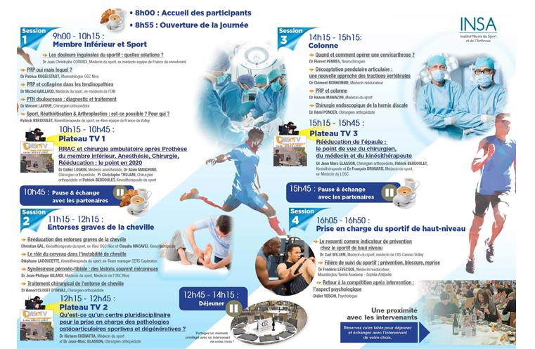 Programme INSA Congrès