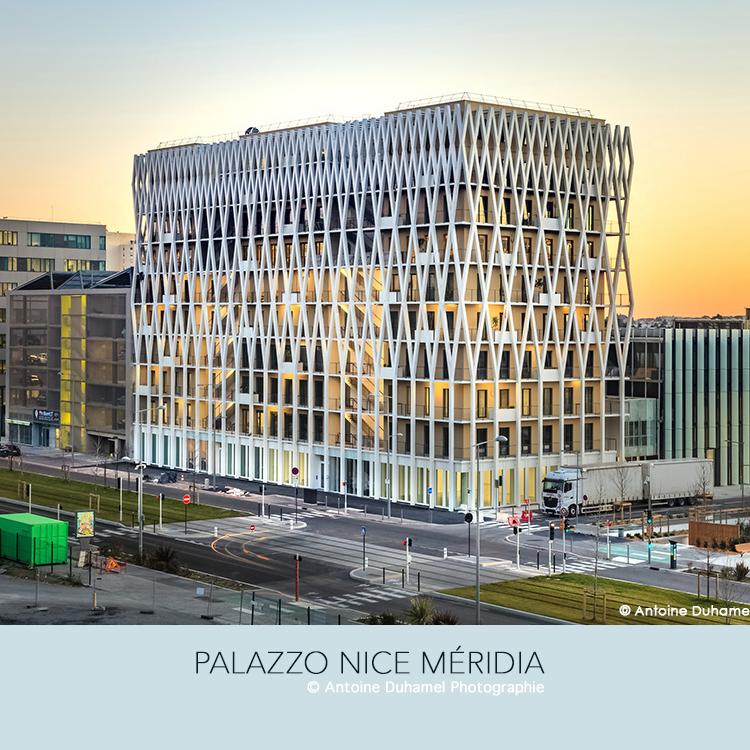 Le Palazzo Nice Méridia - INSA